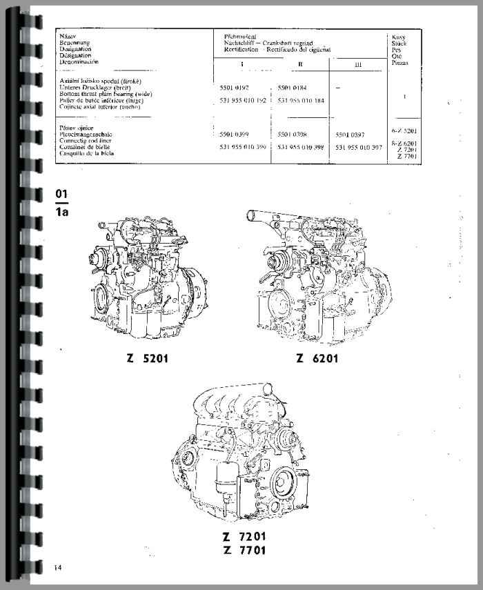 kubota l2800 tractor parts diagram