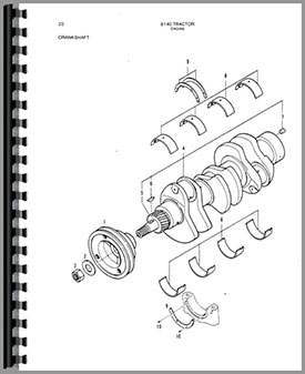 allis chalmers d15 service manual