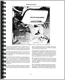 Wiring Diagram For Allis Chalmers D17