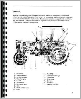belarus 505 tractor service manual rh agkits com