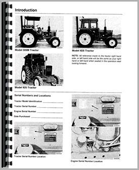 belarus 572 tractor operators manual
