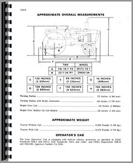 case 1370 tractor service manual rh agkits com Case Tractor Company Case Pulling Tractors