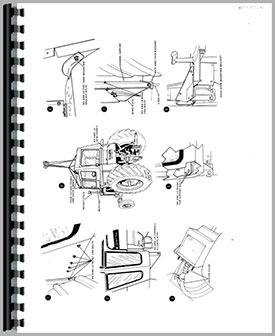 Case 830 Tractor Manual_82623_4__51652 caterpillar fork lift wiring diagram get wiring and engine book lansing bagnall forklift wiring diagram at alyssarenee.co