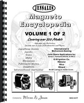 Case Fairbanks Morse Magneto Service Manual (HTMA-GS317)