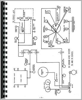 deutz d6206 tractor wiring diagram service manualtractor manual