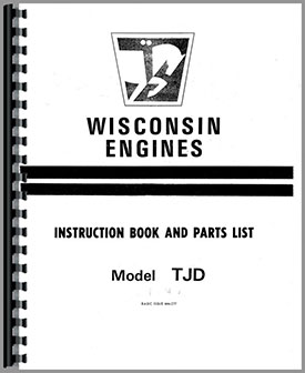 ditch witch 2200 trencher wisconsin engine service manual  tractor manual tractor manual tractor manual