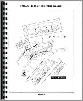 Stupendous Ford 4000 Davis A1 Loader Attachment Parts Manual Wiring 101 Ferenstreekradiomeanderfmnl