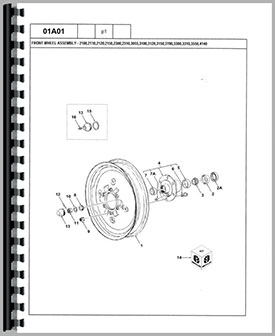ford 4000 tractor parts manual rh agkits com ford 4000 tractor parts diagram