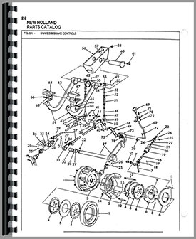 ford 555 tractor loader backhoe parts manualford 555 tractor loader backhoe parts manual (htfo p550555) tractor manual tractor manual tractor manual