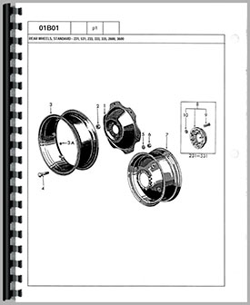 Ford 6600 Tractor Parts Manual. Tractor Manual. Ford. Ford 2600 Steering Parts Diagram At Scoala.co
