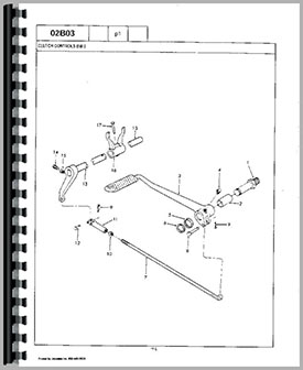 ford 661 tractor parts manual rh agkits com Ford Tractor 3930 Wiring-Diagram Ford Tractor Electrical Wiring Diagram