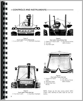 ford tractor manuals free download