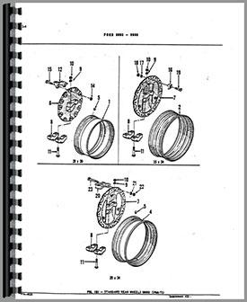 Ford 3 Cylinder Diesel Tractor Engine Block Wiring