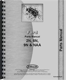 ford 9n tractor parts manualFord 9n Parts Diagram #2
