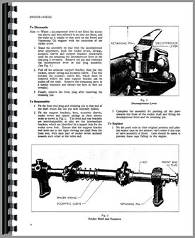 Engine Rebuild Kits For Ford Tractor