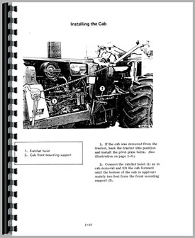Internationalharvester Tractor Manual on 1997 Nissan Pathfinder Front End Diagram