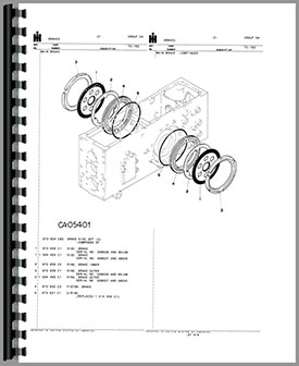 Allis Chalmers Gear Reverse NEW WN 70232529 moreover International 345 Engine Diagram likewise A I Products Gear Differential Bevel Replacement For John Deere Part Numbe Tisco Ai Aqp Parts A L28376 additionally Ford Shift Fork NEW WN E8NN7231AA in addition 464 Ih Tractor Fuel Filter. on international harvester transmission