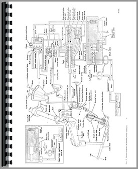 farmall 706 tractor hitch and hydraulics service manual international travelall wiring diagram tractor manual tractor manual tractor manual