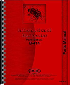 international 434 tractor operators manual