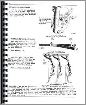 international 5100 grain drill manual