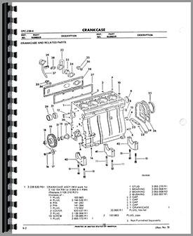 International Harvester 4 Cylinder Truck Engine