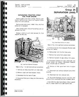 JohnDeere 2440 Tractor Manual_93201_2__74135 john deere 2440 tractor service manual