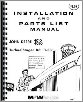 John Deere 4020 Tractor Turbo Kit Operators Parts Manual. Tractor Manual. John Deere. John Deere 4020 Transmission Schematics At Scoala.co