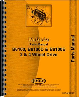 Kubota B6100 Tractor Manual_94473_1__05393 kubota b6100 tractor parts manual