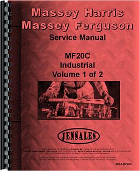 massey ferguson 20c service manual