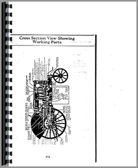 Deutz Allis 5220 5230 Diesel 2 And 4wd Synchro Factory Service Manual Js Ac S 5220 Gd as well Allis Chalmers 6080 Wiring Diagram besides Farmall H Ignition System as well Suzuki Samurai Mechanical Fuel Pump additionally Allis Chalmers Steering Cylinder. on allis chalmers wd wiring diagram