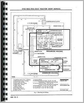 Oliver 2255 Alt Wiring Diagram. . Wiring Diagram on
