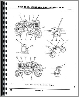 oliver 77 wiring diagram oliver free engine image for user manual