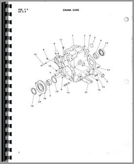 Satoh BeaverS 370D Tractor Manual_97902_3__60105 satoh s370d tractor parts manual