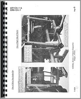 Woods L306 Mower Attachment Operators Manual (HTWD-OL59CA)