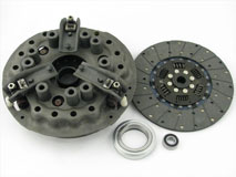 Ford 2000, 2100, 2110, 2310, 3000, 3100, 3300, 3310, 3330 Clutch Kit (reman) (65-9/'69, with 11