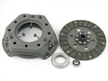 Ford 2000, 4000 Clutch Kit (reman) (62-'64, with 10