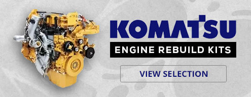 Komatsu Engine Rebuild Kits - View Selection