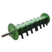 John Deere Combine Straw Chopper Rotor Assemblies and Components
