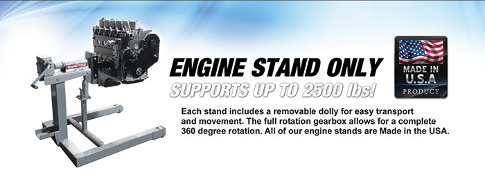 Diesel Engine Stands