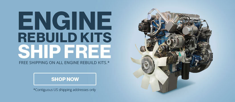 Engine Rebuild Kits Ship Free