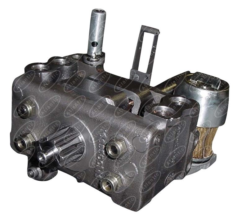 Massey Ferguson Hydraulic Pump - 1684582M92, 194698M91, 519343M98