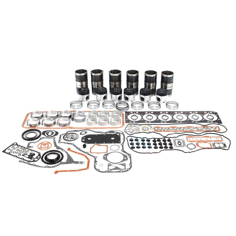 cummins isl  qsl 8 9l inframe overhaul rebuild kit