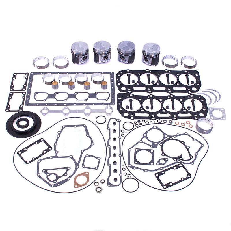 Shibaura N844 Naturally Aspirated Engine Overhaul Rebuild Kit