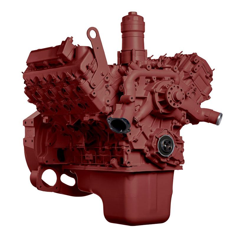 Navistar VT365 2006 Up Complete Drop In Remanufactured Engine RP900709