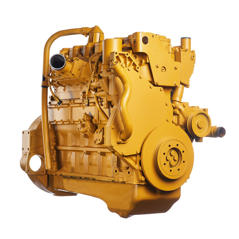 Caterpillar 3126 Complete Drop In Remanufactured Engine RP900878