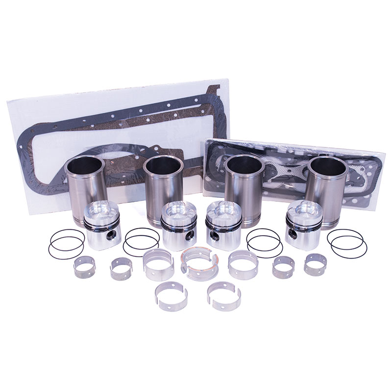 Case 188 3 1L Diesel L4 Inframe-Overhaul Engine Rebuild Kit