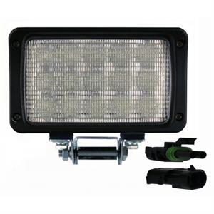 Case Tractor LED Flood Beam Light, 3500 Lumens 178345A1