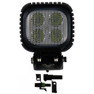 LED Flood Beam Light for Tractors, 2800 Lumens HT8301638