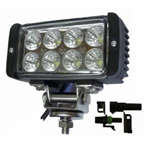 LED Flood Beam Light for Tractors, 1680 Lumens HT8301648