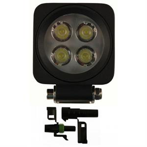 LED Flood Beam Light for Tractors, 840 Lumens HT8302007